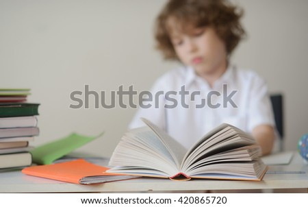 Help me to do homework JFC CZ as do homework picture RapidWEB A child of primary school age do homework The boy does his