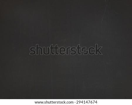 A close up shot of a blackboard background - stock photo
