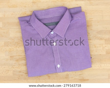 A close up shot of business attire - stock photo