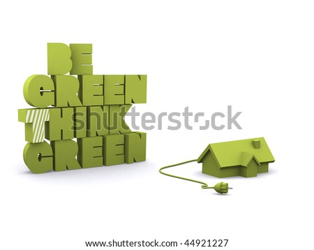 a 3d maded house on a white background