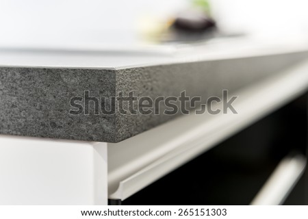 Kitchen Counter Close Up kitchen counter close up stock images, royalty-free images
