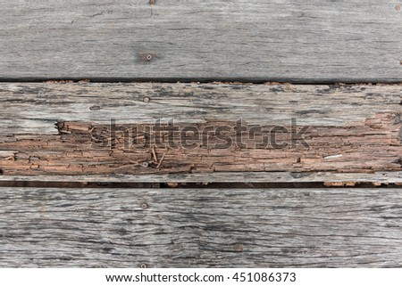 A Dry Wood Texture Broken, for table , exterior