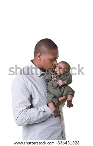 A father and his son