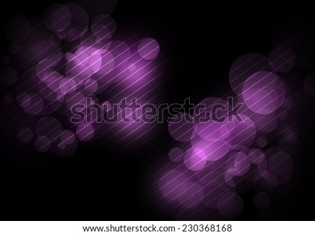 a graphic of abstract background bokeh,spots light ans shine - stock photo