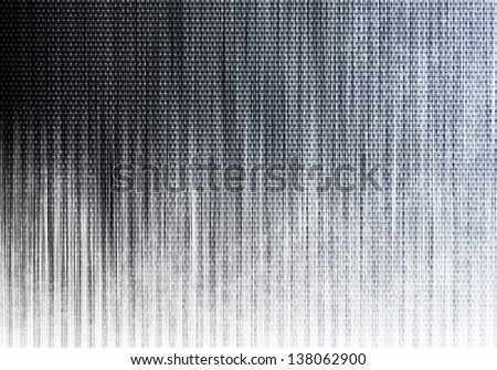 a graphic of carbon pattern grunge style background - stock photo