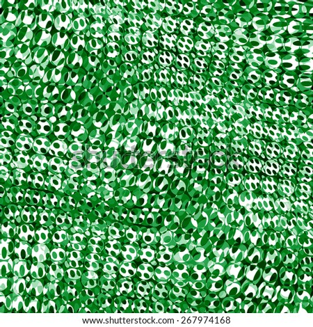 A green halftone abstract for use as a background
