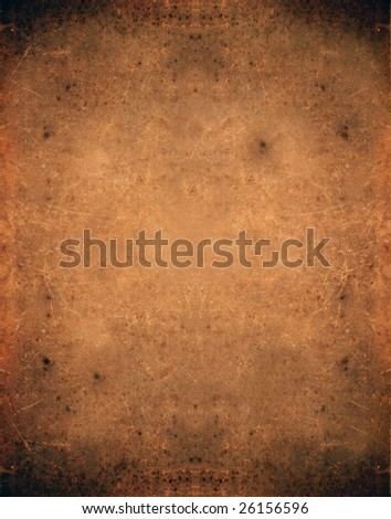 a grunge old leather background