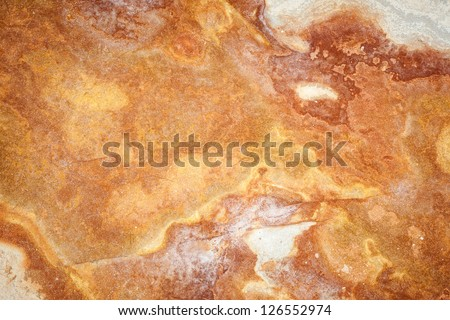 A high quality australian colored stone texture - stock photo