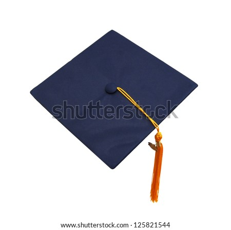A honor graduation hat - stock photo