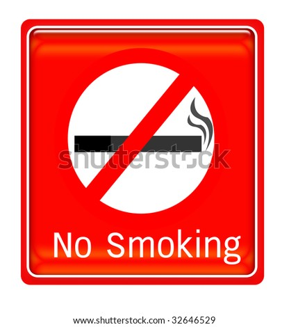 a images of No smoking sign