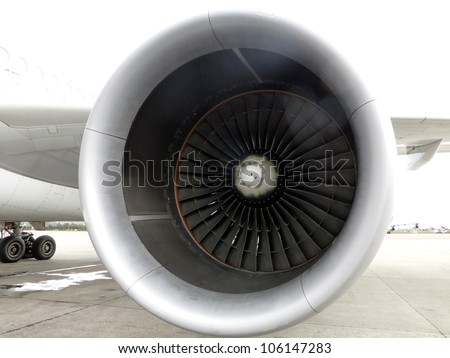 A jet engine is a reaction engine that discharges a fast moving jet which generates thrust by jet propulsion in accordance with Newton's laws of motion.