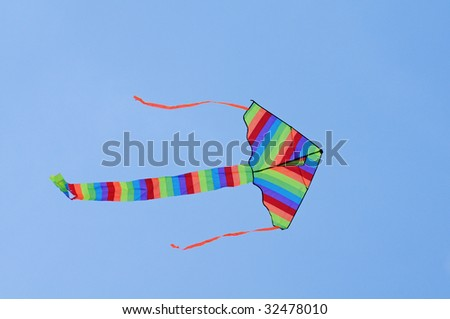A Kite In The Sky