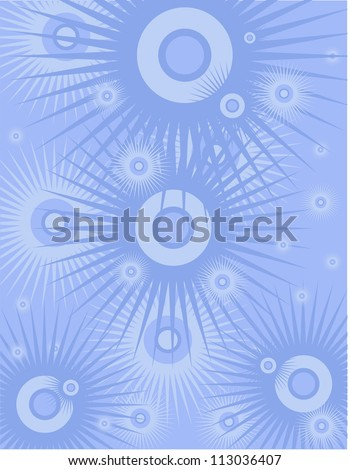A light blue abstract background