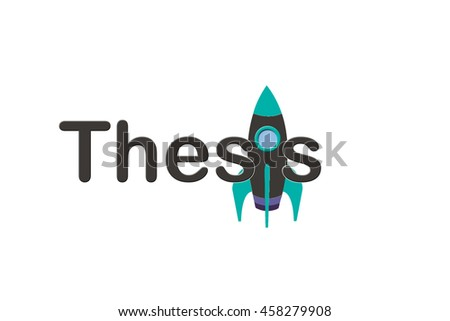 thesis with word