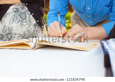 Book Signing Stock Photos, Royalty-Free Images & Vectors ...
