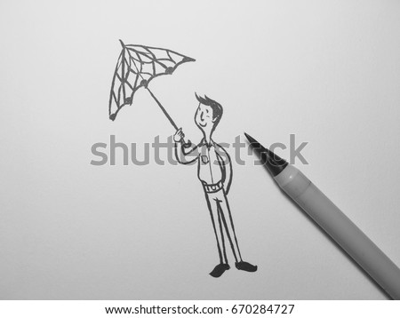 character sketch of the girl in the umbrella man The blue umbrella is a 1980 indian novel written by ruskin bond in a small village of himachal pradesh, where a little girl, binya.
