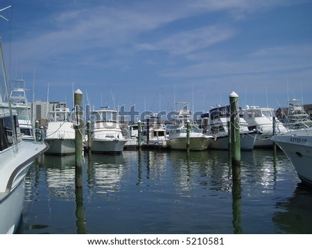 A marina in Virginia Beach