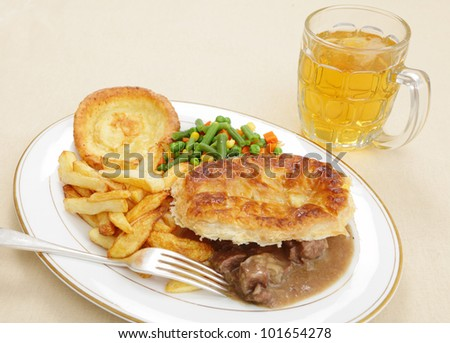 how to cook individual steak and kidney pudding