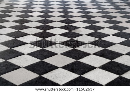 Checkered Floor Stock Images Royalty Free Images Vectors