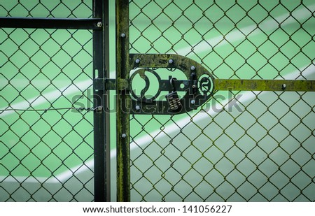 Fence Door Stock Images Royalty Free Images Amp Vectors