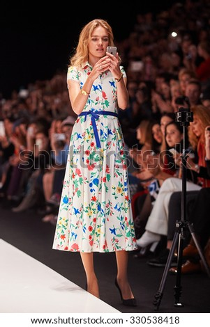 Natalia Vodianova Stock Images, Royalty-Free Images ...