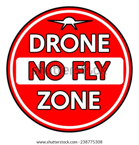 how to fly drone in a no fly zone