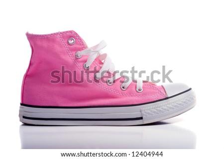 Vintage Sneaker Stock Photo 57353647