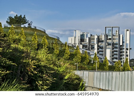 Artificial Hill Stock Images Royalty Free Images
