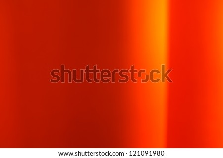 A photo of a red and orange background - stock photo