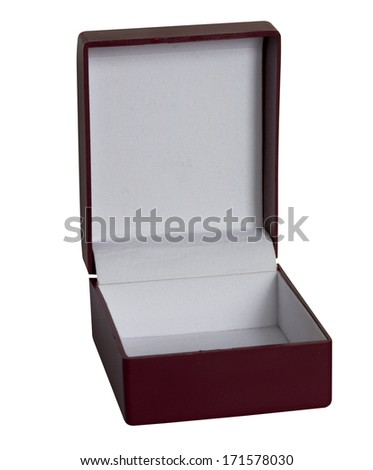 A photo of one box with the included clipping path