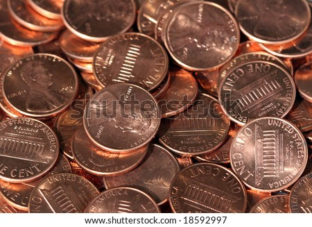 A Pile of Shiny New Pennies