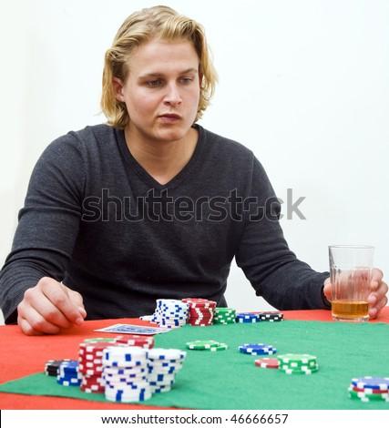 strategic poker thinking