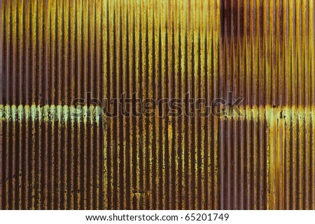 rusted corrugated metal fence. Wonderful Corrugated Rusted Corrugated Metal Fence A Rusty Corrugated Iron Metal Fence Close  Up Zinc Wall With Rusted
