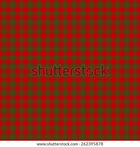 A seamless patterned tile of the clan MacAlister of Glenbarr tartan. - stock photo