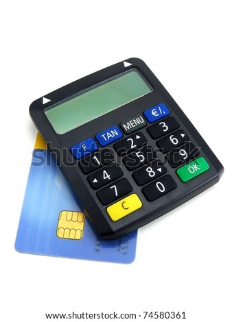 A security pin number calculator for online banking transactions