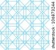 A simple geometric pattern - seamless texture - stock photo