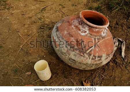 Old Clay Pot Stock Images Royalty Free Images Amp Vectors