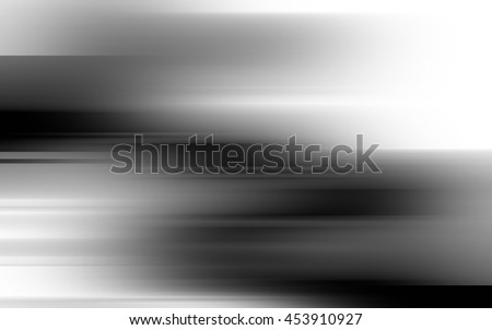 A smooth or motion blur on a black background.