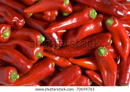 a special variety of red peppers from a region called Florina in Greece.