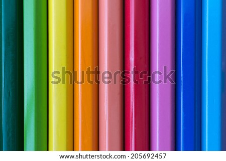 A Spectrum of Color Pencils