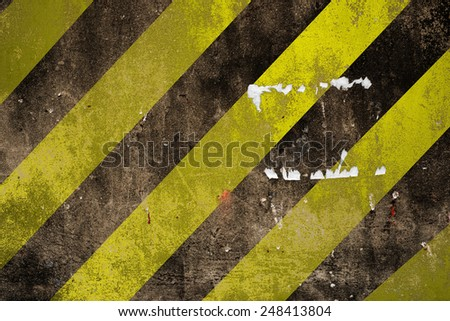 A stock photo of a Road Marking ,way traffic sign - stock photo