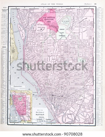 Buffalo Ny Stock Images RoyaltyFree Images Vectors Shutterstock - Buffalo us map