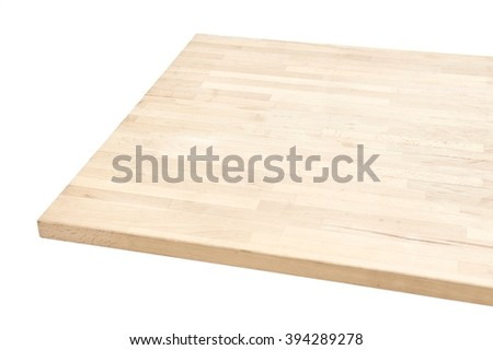 A studio photo of kitchen dining table