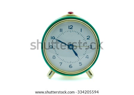 a table clock