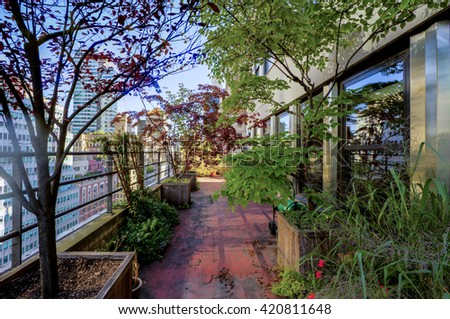 City Terrace Stock Images Royalty Free Images Vectors