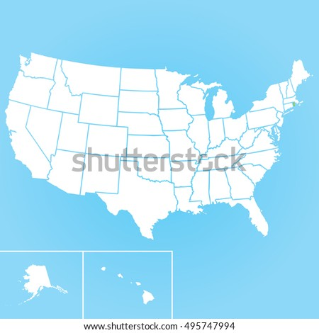A United States Ilration Of Rhode Island