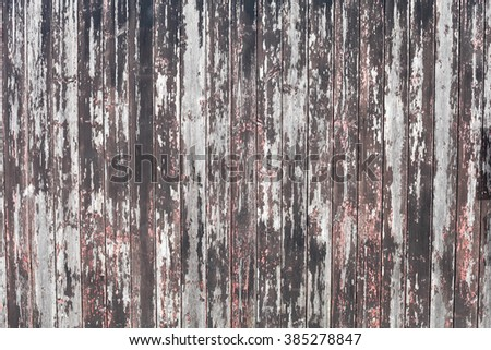 A weathered wooden surface as a background image