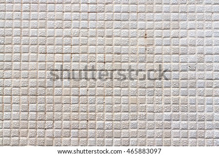 A white canvas texture. Seamless square texture.