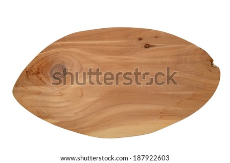 A wooden picture frame wooden board background