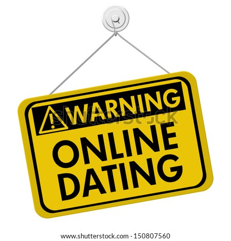 Warning signs when dating online